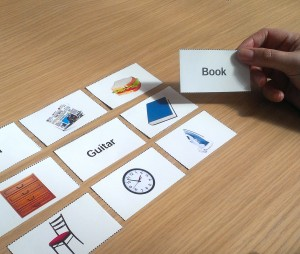 aphasia cards
